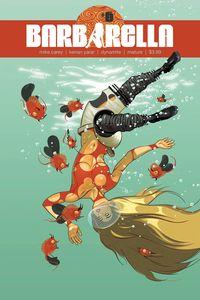 [Barbarella #6 (Cover A Mccaig) (Product Image)]