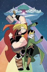 [Thor & Loki: Double Trouble (Product Image)]