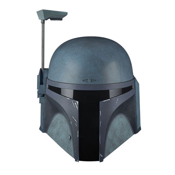 [The cover for Star Wars: The Mandalorian: Black Series Electronic Helmet: Death Watch]