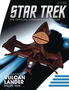 [Star Trek Starships Special #22: Tplana-Hath Vulcan Lander (Product Image)]