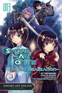 [Sword Art Online: Hollow Realisation: Volume 3 (Product Image)]