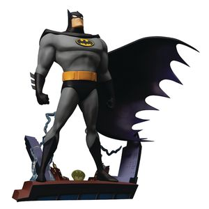 [Batman: The Animated Series: ArtFX+ Statue: Batman (Opening Version) (Product Image)]