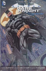 [Batman: The Dark Knight: Volume 3: Mad (Hardcover) (Product Image)]