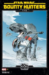[Star Wars: Bounty Hunters #2 (Sprouse Empire Strikes Back Variant) (Product Image)]