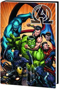 [New Avengers: By Jonathan Hickman: Volume 2 (Hardcover) (Product Image)]