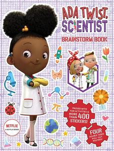 [Ada Twist, Scientist: Brainstorm Book (Product Image)]