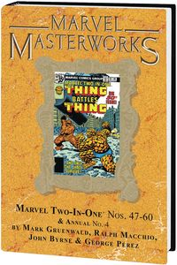 [Marvel Masterworks: Marvel Two In One: Volume 5 (DM Variant Edition 296 Hardcover) (Product Image)]