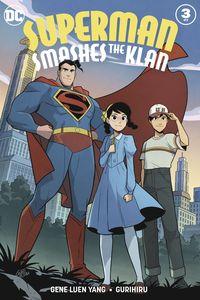 [Superman Smashes The Klan #3 (Product Image)]