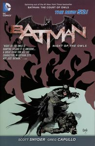 [Batman: The Night Of The Owls (Hardcover) (Product Image)]