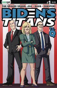 [Bidens Titans Vs Q (Cover E Remulac Blank Sketch Flip) (Product Image)]