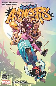 [West Coast Avengers: Volume 1: Best Coast (Product Image)]