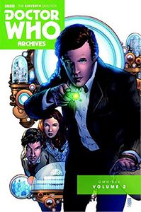 [Doctor Who: The Eleventh Doctor: IDW: Archives Omnibus: Volume 2 (Product Image)]