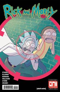[Rick & Morty #41 (Cover A) (Product Image)]