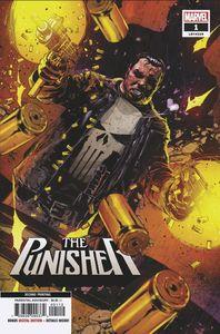 [Punisher #1 (2nd Printing Kudranski Variant) (Product Image)]