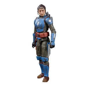 [Star Wars: The Mandalorian: Black Series Action Figure: Koska Reeves (Product Image)]