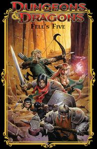 [Dungeons & Dragons: Fell's Five (Product Image)]