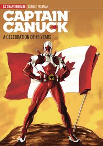 [Captain Canuck: Celebration Of 45 Years (Product Image)]