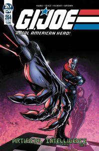 [GI Joe: A Real American Hero #264 (Cover A Diaz) (Product Image)]