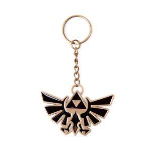[Zelda: Metal Keychain (Product Image)]