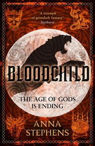 [The Godblind Trilogy: Book 3: Bloodchild (Hardcover) (Product Image)]