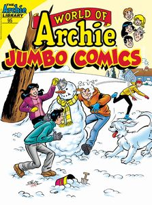 [World Of Archie: Jumbo Comics Digest #95 (Product Image)]