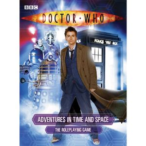 [Doctor Who: Adventures In Time & Space RPG (Product Image)]