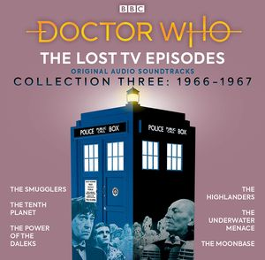 [Doctor Who: The Lost TV Episodes: Collection 3: 1st & 2nd Doctor TV Soundtracks (Product Image)]