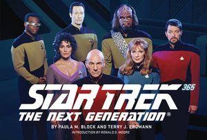 [Star Trek: The Next Generation 365 (Hardcover) (Product Image)]