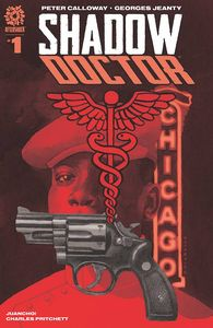 [Shadow Doctor #1 (Chiarello Variant) (Product Image)]