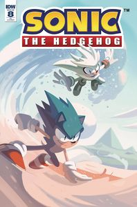 [Sonic The Hedgehog #8 (Foudraine Variant) (Product Image)]