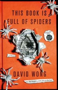 [This Book Is Full Of Spiders: Seriously Dude, Don't Touch It (Product Image)]