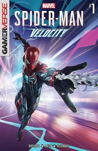 [Spider-Man: Velocity #1 (Product Image)]