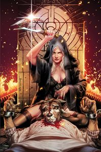 [Man Goat & Bunny Man #3 (Cover B Anacleto) (Product Image)]