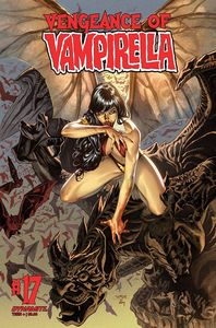 [Vengeance Of Vampirella #17 (Premium Sta Maria Variant) (Product Image)]
