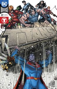 [Titans #22 (Variant Edition) (Product Image)]