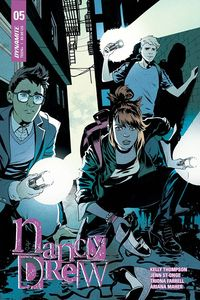 [Nancy Drew #5 (Cover B Lupacchino) (Product Image)]
