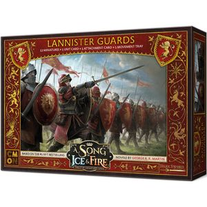 [A Song Of Ice And Fire: Expansion: Lannister Guards (Product Image)]