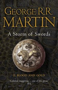 [A Song Of Ice & Fire: Book 3: A Storm Of Swords 2: Blood & Gold (Product Image)]