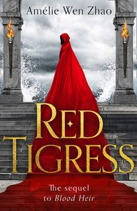[Blood Heir Trilogy: Book 2: Red Tigress (Product Image)]