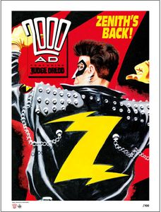 [Zenith: Giclee Print: Back (Exclusive Limited Edition) (Product Image)]