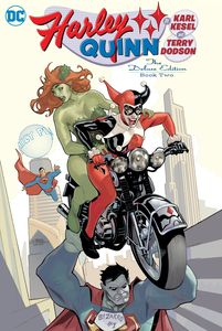 [Harley Quinn By Kesel & Dodson: Volume 2 (Deluxe Hardcover Edition) (Product Image)]