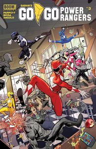[Go Go Power Rangers #3 (Product Image)]