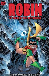 [Robin: 80 Years Of The Boy Wonder (Hardcover) (Product Image)]