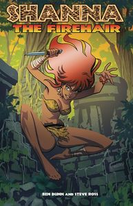 [Shanna: The Firehair (One Shot Red Foil Variant Cover) (Product Image)]
