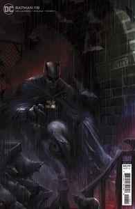 [Batman #118 (Francesco Mattina Cardstock Variant) (Product Image)]