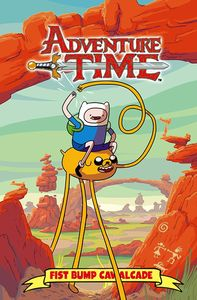 [Adventure Time: Fist Bump Cavalcade (Product Image)]
