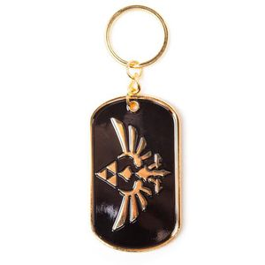 [Legend Of Zelda: Skyward Sword: Keychain: Royal Crest (Product Image)]