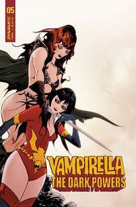 [Vampirella: Dark Powers #5 (Cover A Lee) (Product Image)]