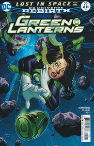 [Green Lanterns #22 (Product Image)]