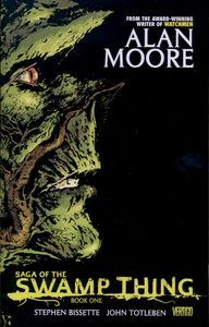 [Saga Of The Swamp Thing: Volume 1 (Product Image)]